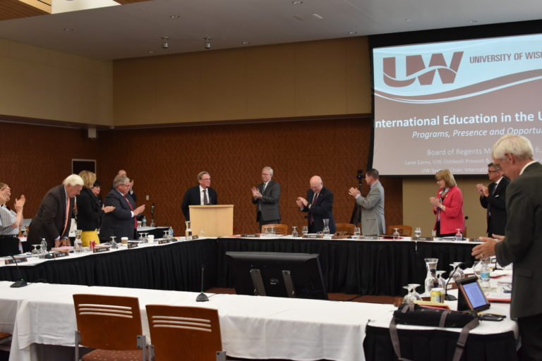 Regents approve UW System's annual operating budget (day 1 ...