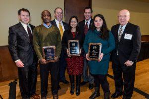 Regents' Diversity Award Winners