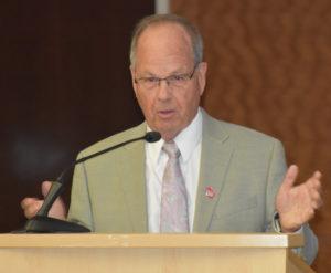 Photo of David J. Ward, CEO of NorthStar Analytics