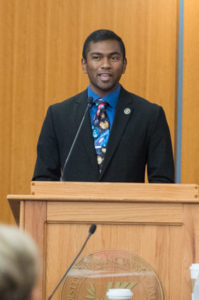 Photo of Siva Shankar, UW-Parkside Student Spotlight