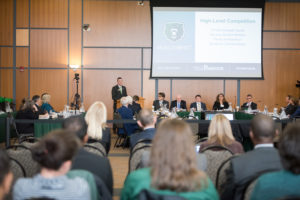 Photo of UW-Parkside athletics presentation