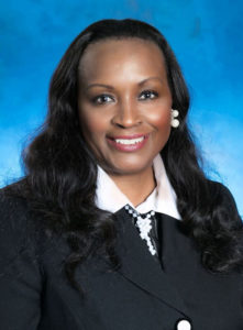 Photo of Dr. Cheryl Green