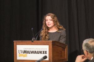 Photo of Alyssa Molinski, featured in the June 2019 Student Spotlight
