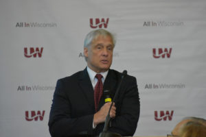 Photo of Dennis Winters, Wisconsin's chief economist and director of the Bureau of Workforce Information & Technical Supports at the Wisconsin Department of Workforce Development