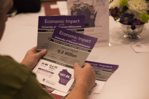 Photo of UW-Whitewater's Economic Impact Report
