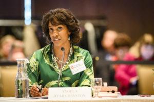 Photo of Dr. Angela Byars-Winston