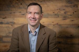 Photo of UW-Eau Claire professor Jerry Hoepner