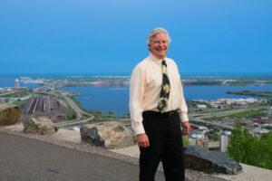 Photo of Dr. Richard Stewart