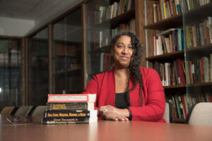 Photo of Dr. Selika Ducksworth-Lawton, Professor of History, UW-Eau Claire