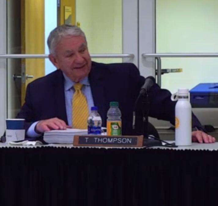 Photo of UW System President Tommy Thompson