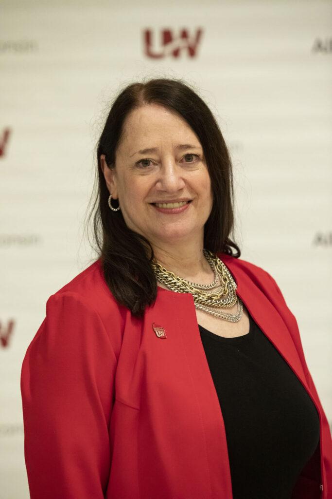 Photo of Regent Vice President Karen Walsh