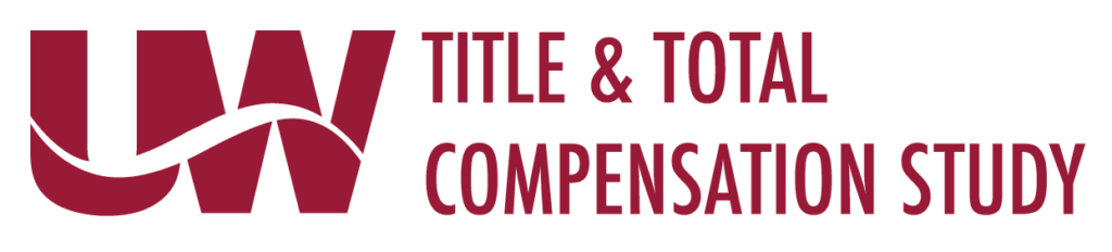 Title and total compensation logo