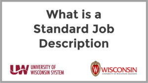 Standard Job Description video ad