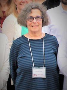 headshot of Donna Silver
