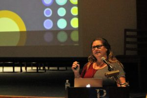 Keynote Nancy Chick