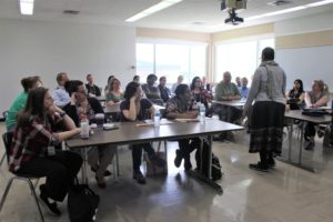 Workshop on film
