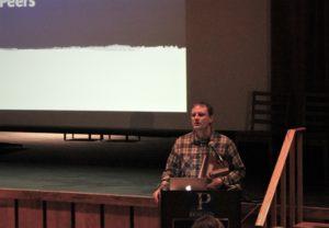 Dr. Brandon Fetterly Interim Dean welcomes eeryone