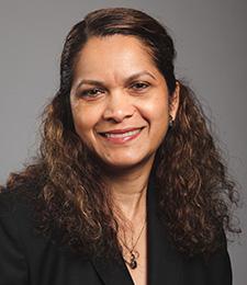 Headshot of Veena Brown