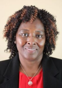Headshot of Mary Gichobi