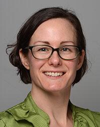 Headshot of Veronica Justen