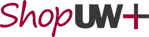 Shop UW Plus logo