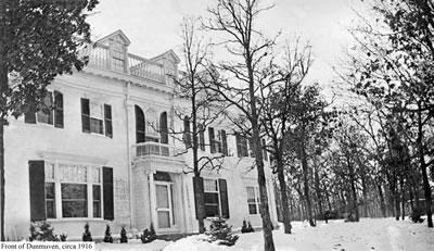 Brittingham house 1916