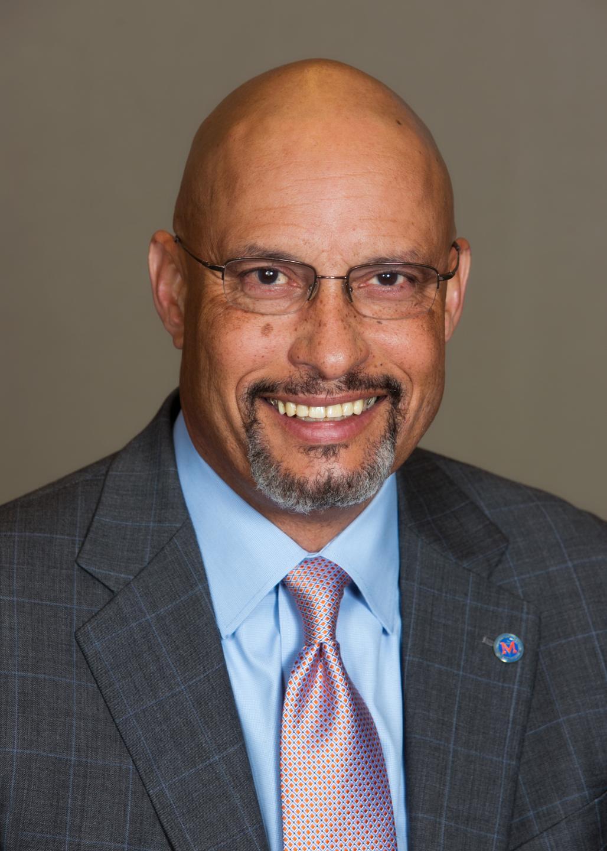 Diversity Council President Ray Cross