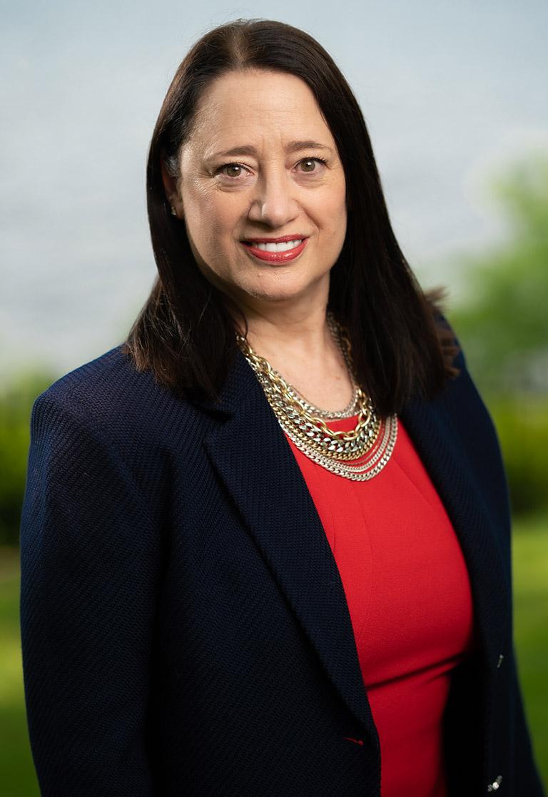 Regent Vice President Karen Walsh