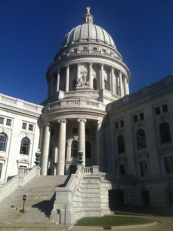 Wiscoinsin Capitol Building