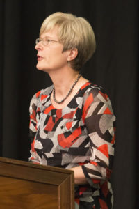 Photo of Dr. Martina Lindseth, professor of German at UW-Eau Claire