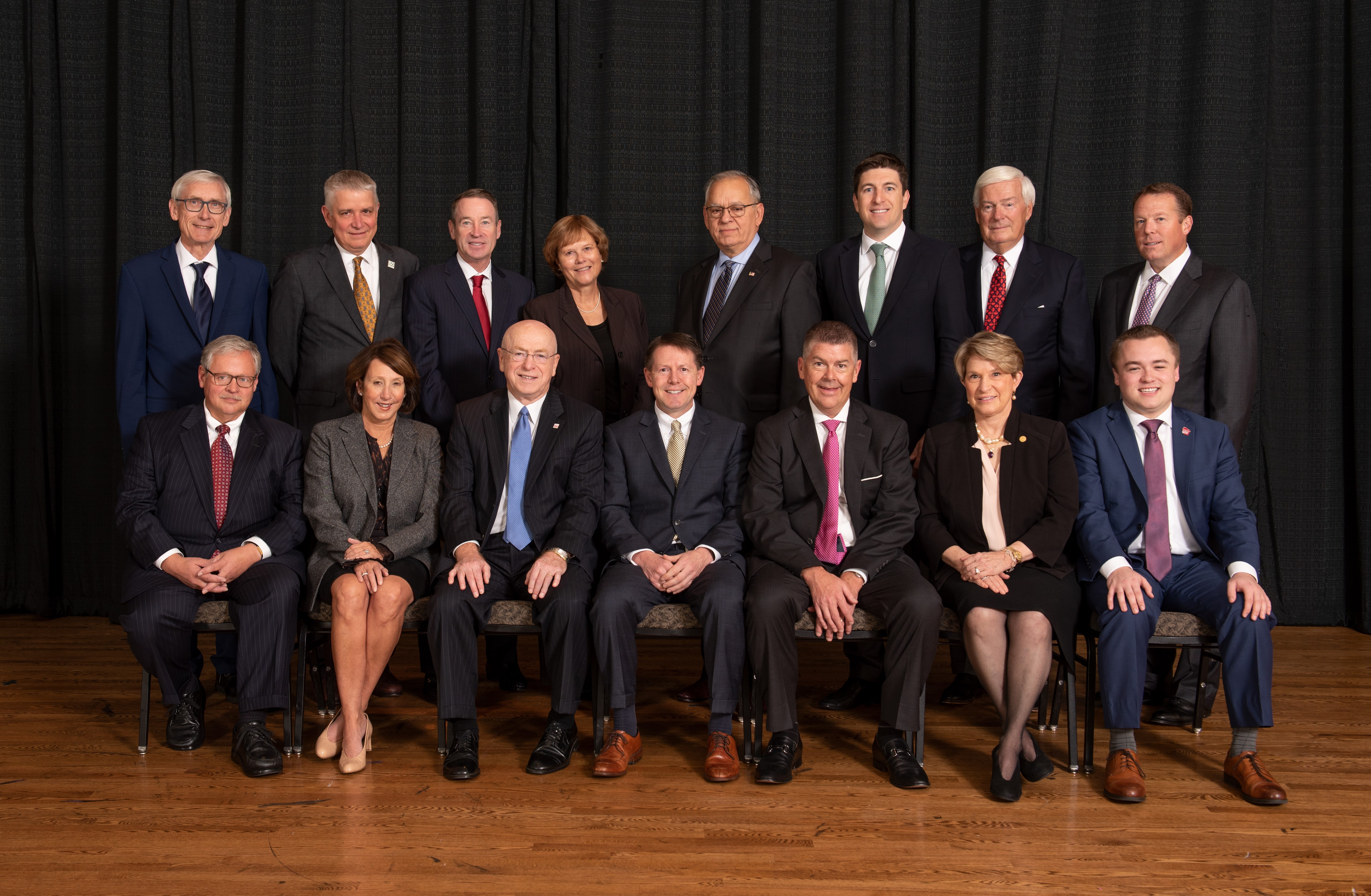October 2018 Group Portrait of the UW System Board of Regents