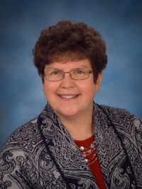 Photo of Regent Becky Levzow