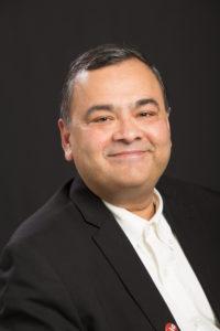 Photo of Arijit Sen, UW-Milwaukee, recipient of 2020 Regents Diversity Award