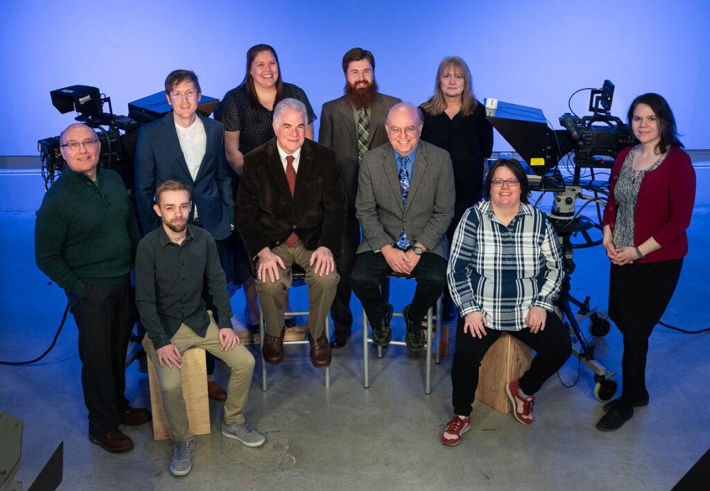 Photo of Department of Radio TV Film faculty