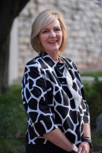 Photo of Monika Pynaker, 2021 University Staff Excellence Award