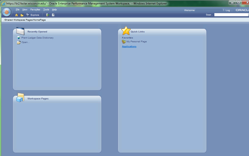 ON-LINE REPORTING TOOLS (QUERY, NVISION, WISDM)