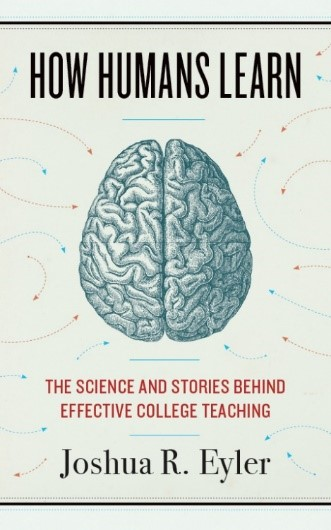 Book Cover: How Humans Learn by Joshua Eyler