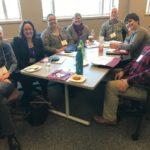 UW-La Crosse team posed at the UW System Fall Advising Workshop October 2018