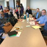 UW-Parkside team posed at the UW System Fall Advising Workshop October 2018