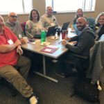 UW-River Falls team posed at the UW System Fall Advising Workshop October 2018