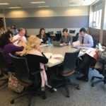 UW-Whitewater team time Fall Advising Workshop October 2018