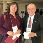 Workshop UW System President Ray Cross and Laura Kite