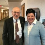 UW System colleagues Ray Cross and Chris Navia
