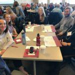 UW Madison team posed at UW System 2018 Fall Advising Workshop