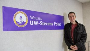 Sam Cotter UW-Stevens Point admission advisor