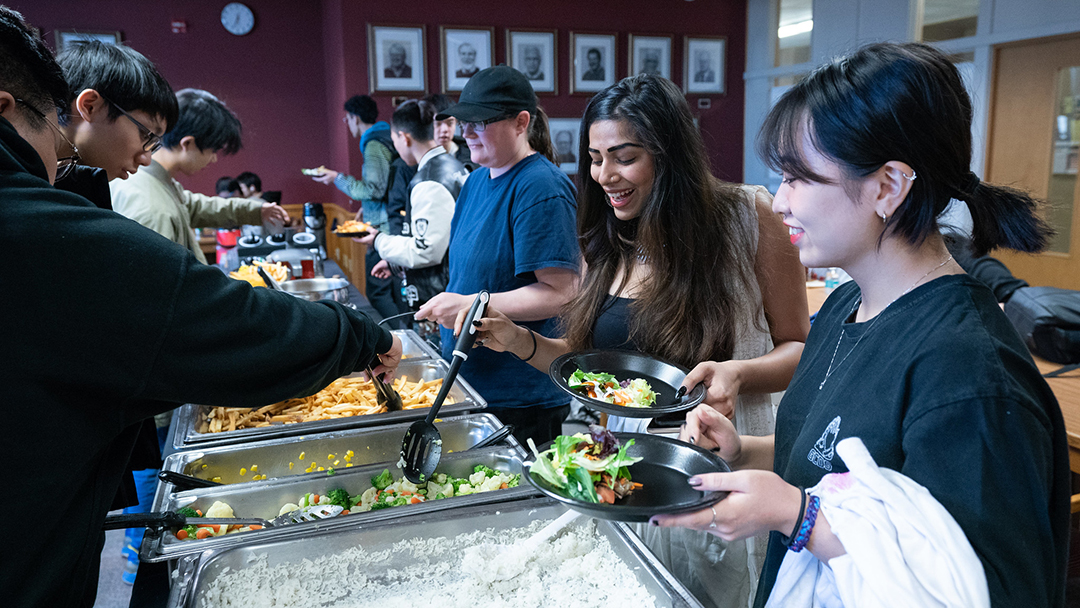 UW-Oshkosh, Fox Cities international student share food and customs