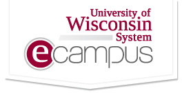 University of Wisconsin eCampus logo