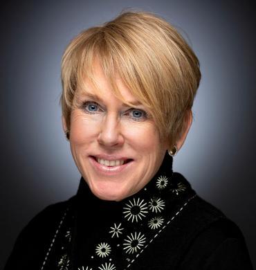 Photo of Katherine P. Frank, UW-Stout Chancellor