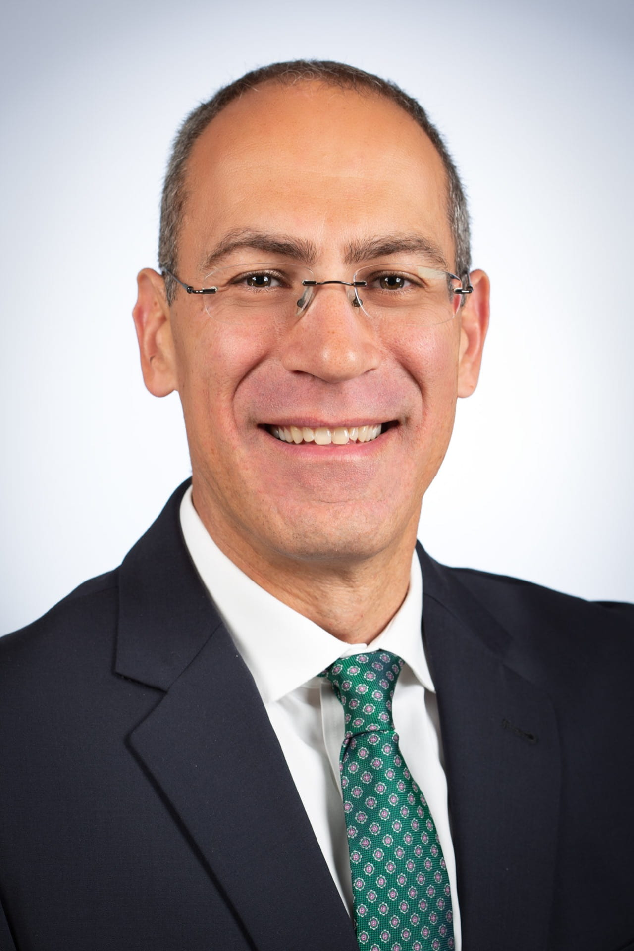 Photo of Michael Alexander, UW-Green Bay Chancellor